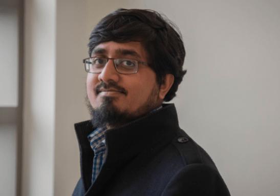 Shaik Afzal joins UCLA (Dr. Dante Dante Simonetti's group) as a postdoctoral researcher. Congratulations!